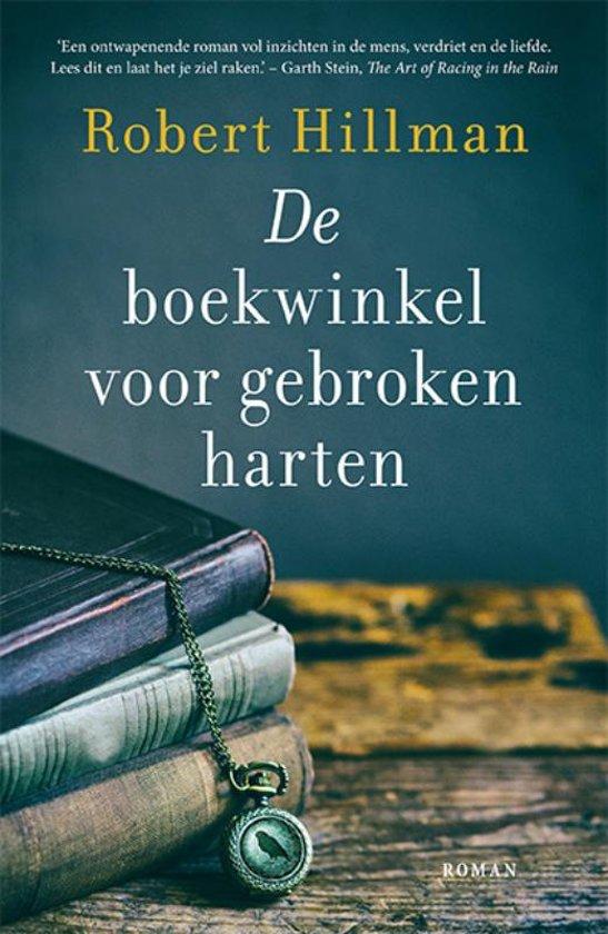 De boekwinkel voor gebroken harten
