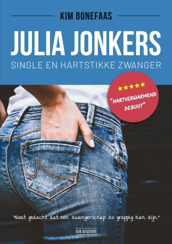 Julia Jonkers: jong, single en zwanger