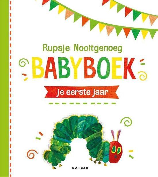 Rupsje Nooitgenoeg babyboek: je eerste jaar