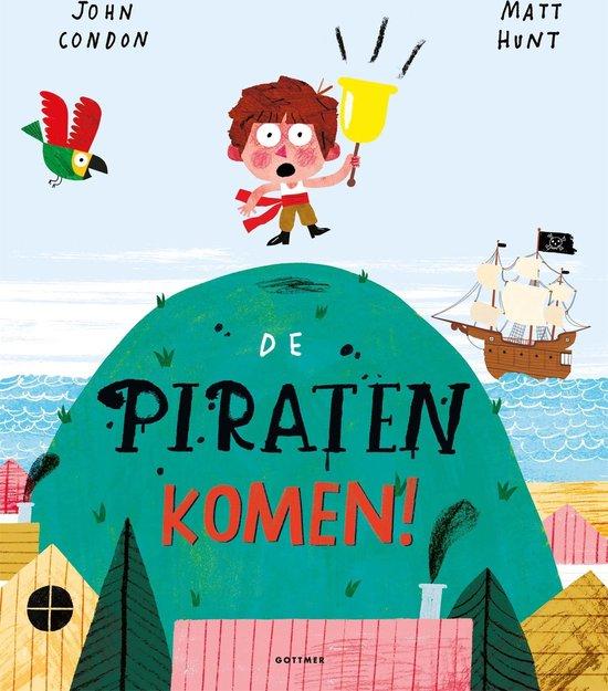 De piraten komen