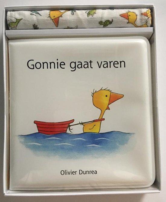 Gonnie gaat varen