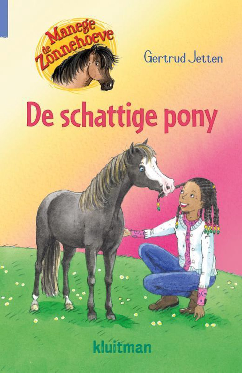 De schattige pony