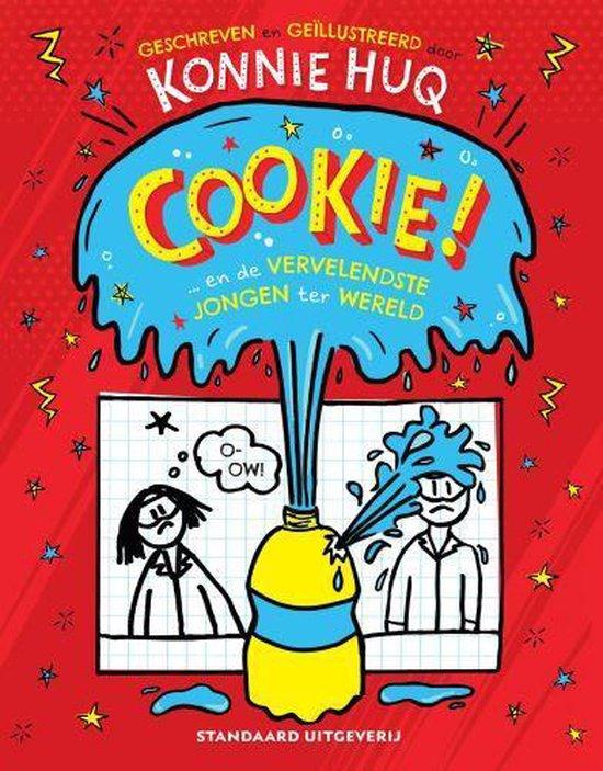 Cookie en de vervelendste jongen ter wereld
