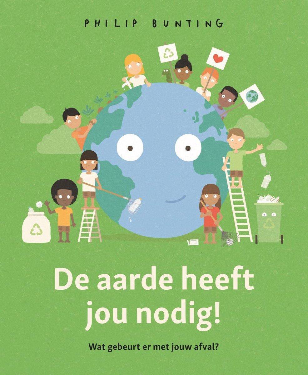 De aarde heeft jou nodig!
