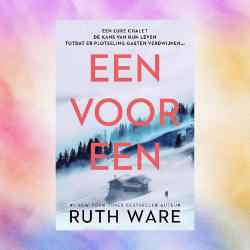 Een voor een Ruth Ware